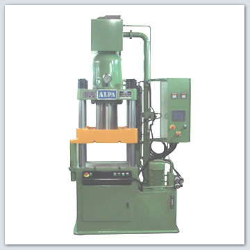 ALPA Hydraulic Machinery Industry Ltd – Melamine-Bakelite